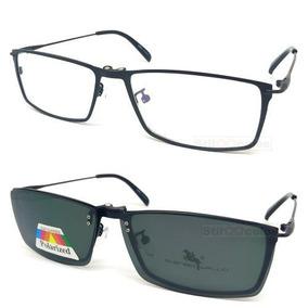 6a92aef0560f4 Armacao Oculos Masculino Clp On - Óculos no Mercado Livre Brasil