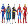 Muñeco Avengers Civil War 30cm Titan Capitan America Batman