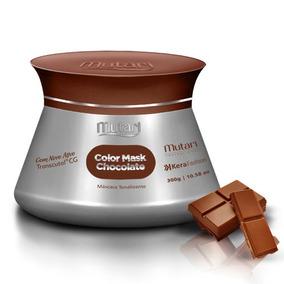 Máscara Matizador Colormask Chocolate Kerafashion - Mutari
