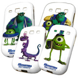 Funda Tpu Samsung S6810 Galaxy Fame Diseño Monster Inc