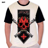 Camisa Camiseta Star Wars, Sith Lord, Darth Maul Ultrastampa