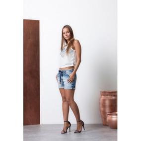 Bermuda Jeans Trend Fem 03 - Blt3611 - Blt3611