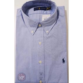 Camisa Social Ralph Lauren 16 41cm G Original - Masculina