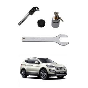 Trava Anti-furto De Estepe Hyundai Santa Fé 2014 A 2016