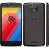 Motorola Moto C 4g 8gb Mem Flash Delantero