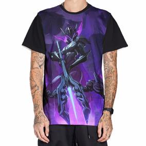 Camiseta Jogos League Of Legends Lol Skin Vayne Projeto Adc