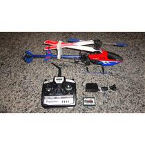 Rc Helicoptero E-sky Belt Cp 6ch + Radio Controle