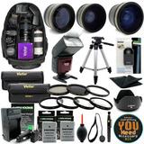 Kit Nikon D3200 D5500 D5300 D3300 D5200