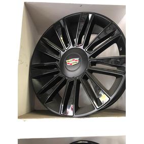 Rin 24pulgadas Cadillac Black Edition Originales
