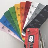 Adesivos Vinil Preto Fosco E Colorido Envelopa - 15m X 60cm