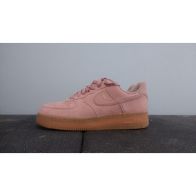 Air Force 1 Af1 Suede Rose, Envio Gratis, Meses Sin Interese