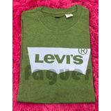 Remera Levis Modelo Clasico Original Varios Colores Y Talles