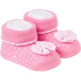Meia Bebe Menina Recem Nascido Enxoval Saida Maternidade R99