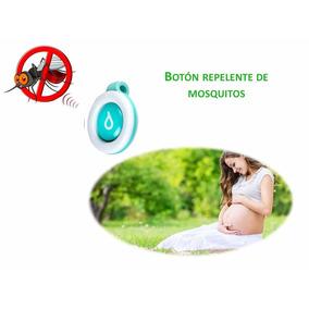 Repelente Para Mosquitos Tipo Botón. ¡envío Gratis!