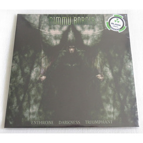 Dimmu Borgir Enthrone Darkness Triumphant Lp Death For All