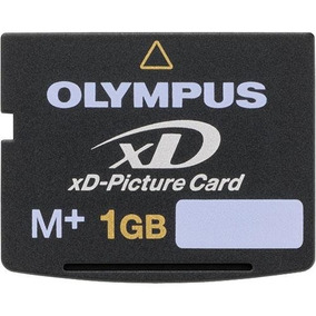 Olympus M+ 1 Gb Xd-picture Card Flash Memory Card 202248