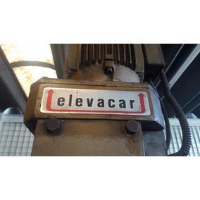 Elevador Automotivo Elevacar Semi Novo
