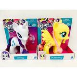 My Little Pony Rarity Y Fluttershy 22 Cm Pack Original Ofert