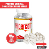 Hipercoll 1 Pote -tratamento Colesterol E Diabetes