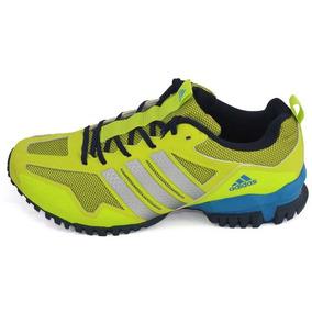 Tênis adidas Aresta S M Verde/azul (novo E Na Caixa)