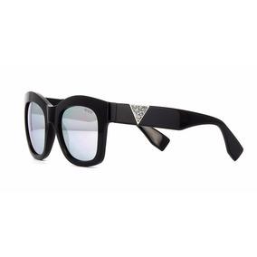 b17ba4b1c3cab Oculos Espelhado Do Feminino De Sol Guess - Óculos no Mercado Livre ...