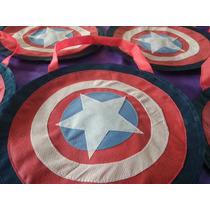 Bolsitas Golosineras Del Capitán América !!!