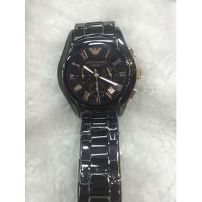5ba3f0491b0 Relógio Empório Armani Ar 1430 Ceramica - Relógios no Mercado Livre ...