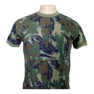 Camisa Camuflada Da Aeronáutica Com Nome De Guerra