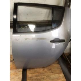 Porta Traseira Esq. L200 Triton 2013 - Usada Sem Acessorios