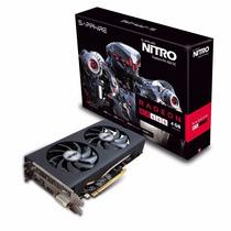Placa De Vídeo Sapphire Nitro Radeon Rx 460 4g D5 - Imediato