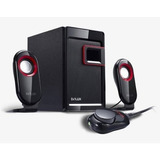 Cornetas Set Home Theater Delux Dls-x503 Subwoofer 2.1 Nuevo