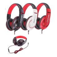 Headset Over Ear Audifono Microfono Gamer Ovleng X13