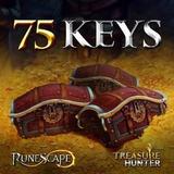75 Treasure Hunter Llaves: Runescape 3 [acceso Instantáneo]