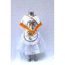 Vestido Huasteca Veracruzana Regional Tipico Veracruz