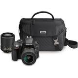 Camara Nikon D3300 + 2 Lentes + Adaptador Wifi + Maletin