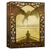 Game Of Thrones Temporada 5 Box 5 Dvd Nuevo Original Cerrado