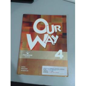 Livro Didático Inglês Our Way 4 - 9° Ano