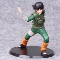 Boneco Anime Naruto - 18 Cm - Rock Lee