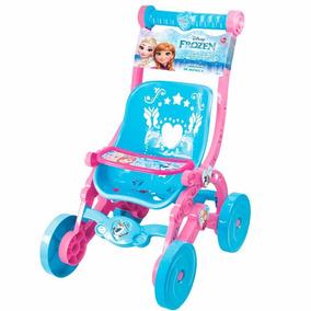 Carrinho De Bonecas Infantil Disney Frozen Olaf Lider Brinqu