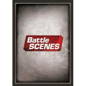 Battle Scenes - Lote 100 Cards Ultra + 6 Super + 6 Foils +++