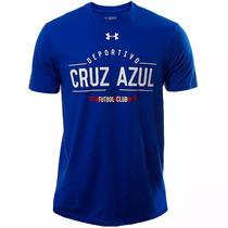 Playera Club Deportivo Cruz Azul Para Hombre Under Armour