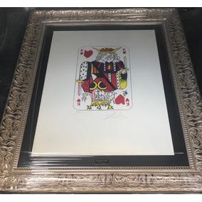 Salvador Dali King Of Hearts Original