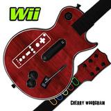 Mightyskins Funda De Piel Para Guitar Hero 3 Iii Ninte W26