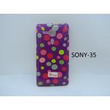 Capinha P/ Sony Xperia Sp, Z1, Z2 Mini, Z3, Z3 Mini, Zq