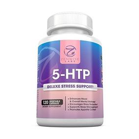 5-htp - 100 Mg Con Vitamina B6 - Alivio De Tensión Soporte Y