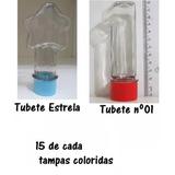 Tubetes Estrela + Numero 1