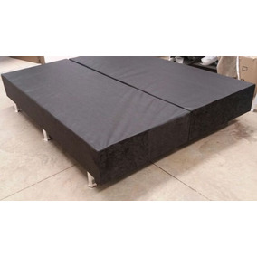 1f758f546 Base Cama Box King (entregas Na Região De Ribeirão Preto)