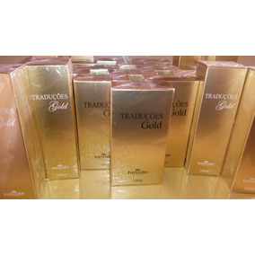 4 Perfumes Da Hinode Traducao Gold Masculino Ou Feminino