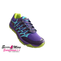 Zapato Para Dama Bobby Cat W5604 Morado