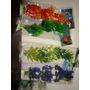 Plantas Artificiais P Aquários Com Base Kit Mix 15 Pcs